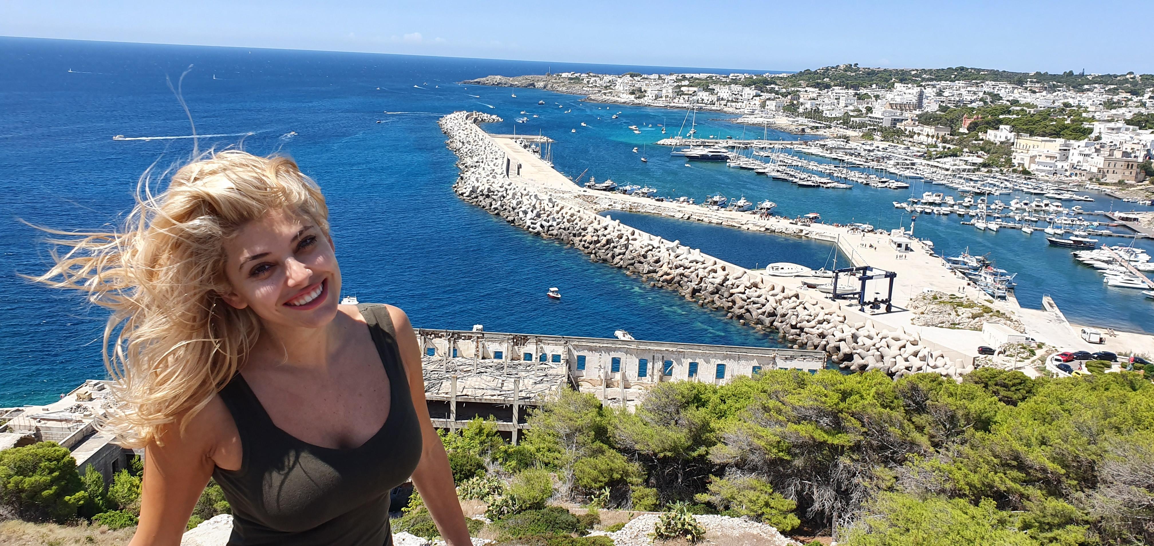 """Санта Мария ди Леука в Южна Италия – """"върхът на токчето"""""""